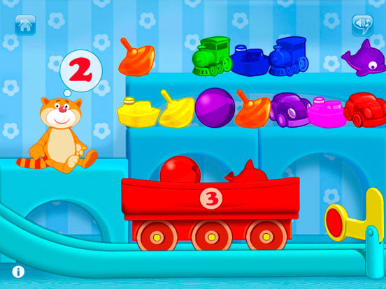 Playroom: 10 educational games for kids & toddlers Screenshots