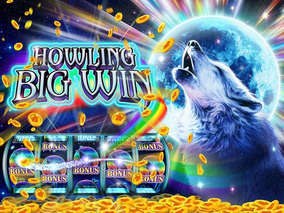 Slots Vegas Lights - 5 Reel Deluxe Casinoscreeshot 3