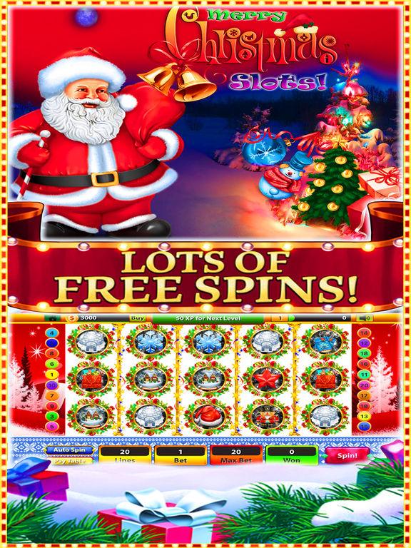 free slots xmas