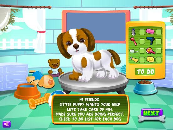 Скачать Dog Pet Cares Clinic