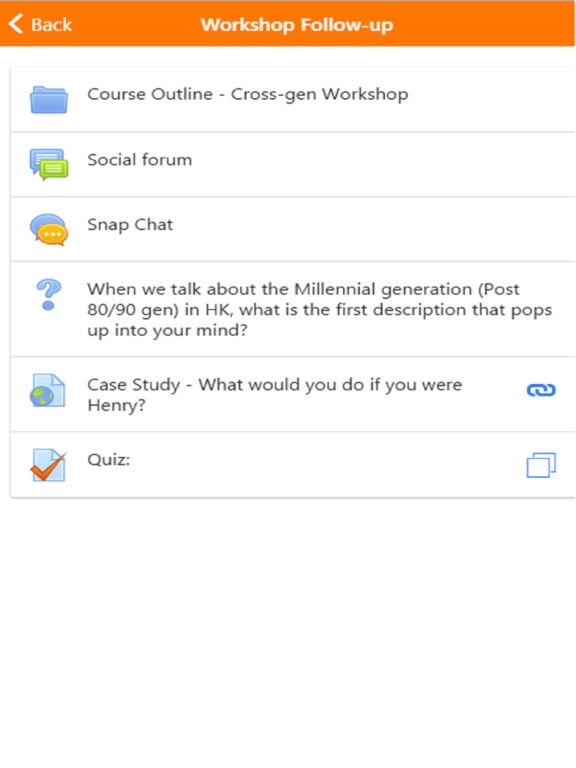 App shopper chorev consulting education for App consulting