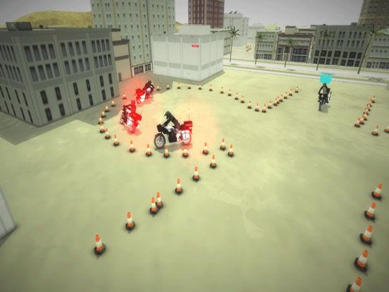 Скачать Police Motorcycle Training : 911 School Academy