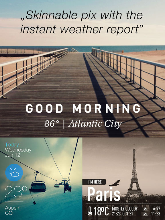 Review: InstaWeather Pro for iOS