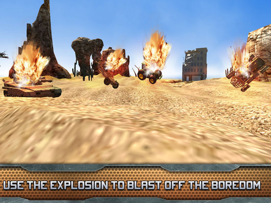 Nuclear Explosion: Bomb Simulator Full Screenshots