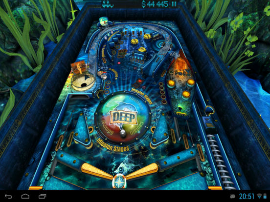 Pinball HD: Classic Arcade, Zen + Space Games Screenshots