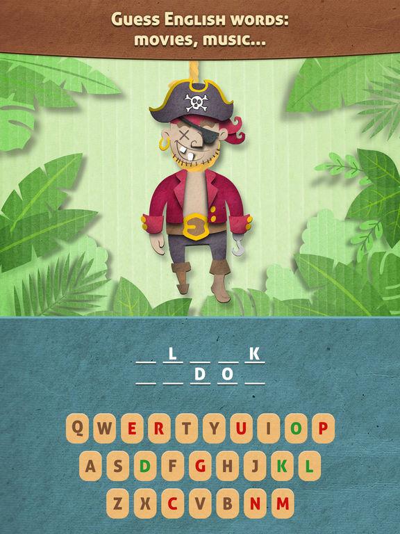 Hangman Plus: Guess the Word screenshot 7