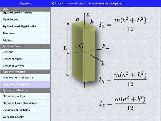 Mechanix iPad Screenshot 4