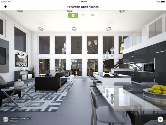 roomstyler on the app store. Black Bedroom Furniture Sets. Home Design Ideas