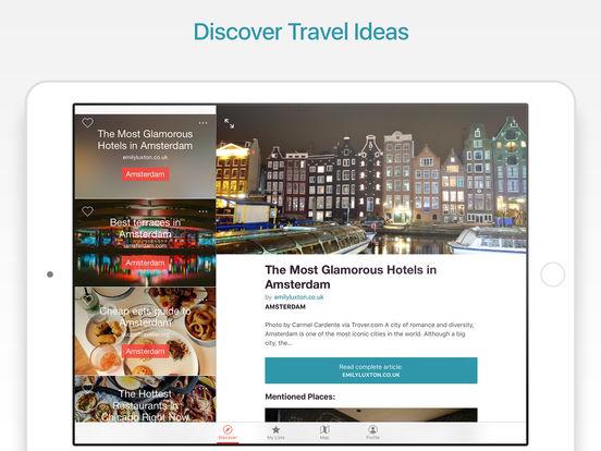Amsterdam 2Go iPad Screenshot 3