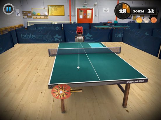 Table Tennis Touch Скриншоты11