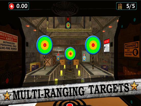 Игра Симулятор боевого стрельбы из ярости 3d