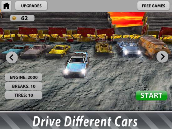 Extreme Death Derby Full screenshot 7