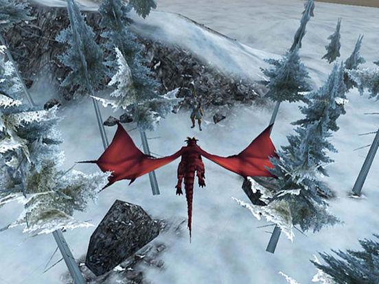 VR Супер Полет Огненный дракон-Real 3D симулятор Скриншоты8