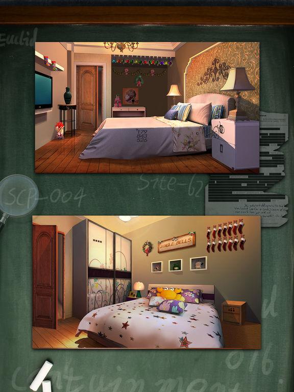 Игра детектив Дом побег 9 - избежать дверей и номера