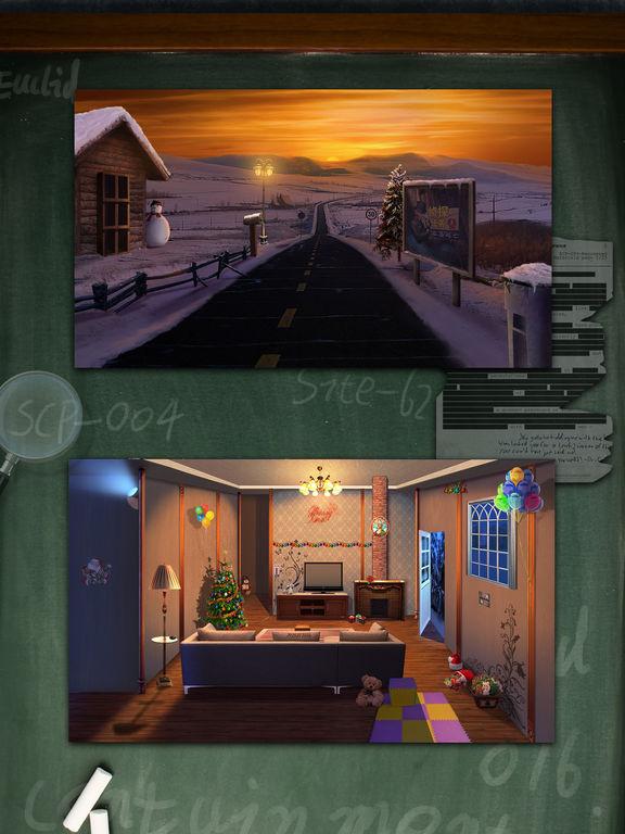 Скачать игру детектив Дом побег 9 - избежать дверей и номера