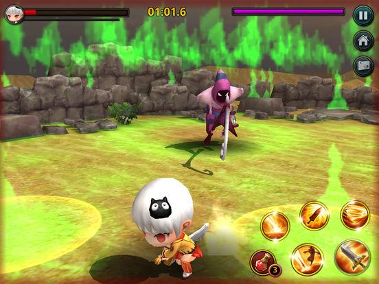 Demong Hunter 3 Screenshots