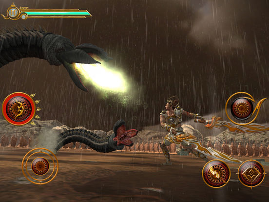 LoA - Legend of AbhiManYu Screenshots