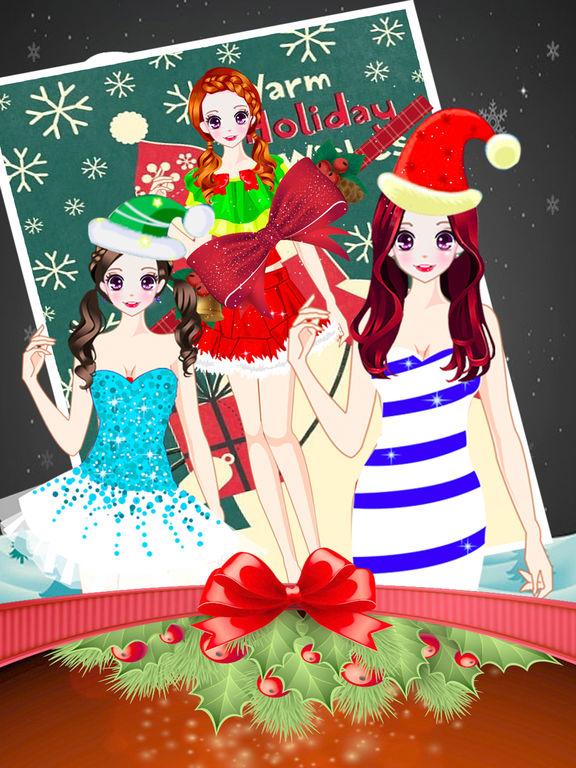 App Shopper Christmas Salon High Fashion Make Up Game Games