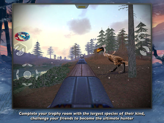 Carnivores: Ice Age iPad Screenshot 5