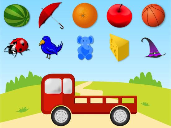 Развивающие игры для ребенка учим цвета радуги