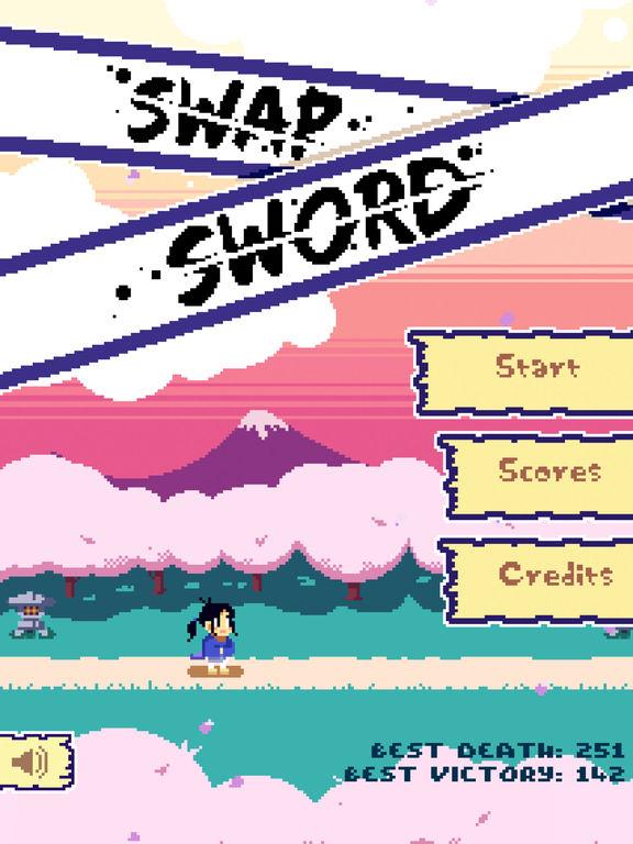 Swap Sword Screenshots