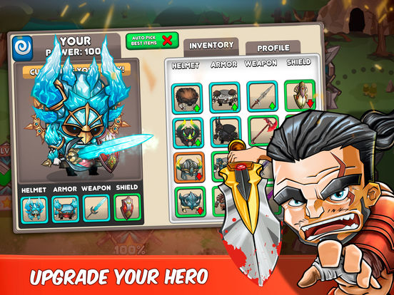 Tiny Gladiators screenshot 8
