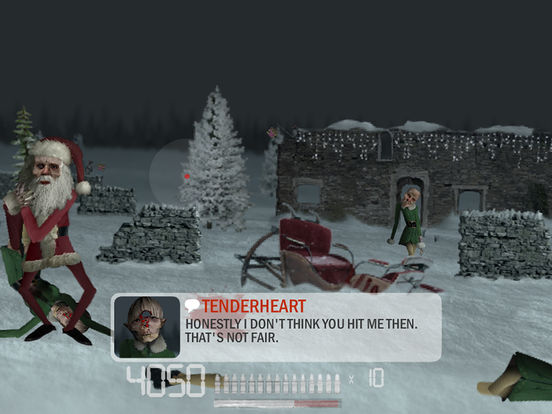 Zombie Santa Screenshots