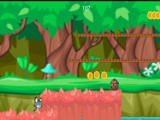 Cute Kitty Cat Junglez Escape screenshot 5