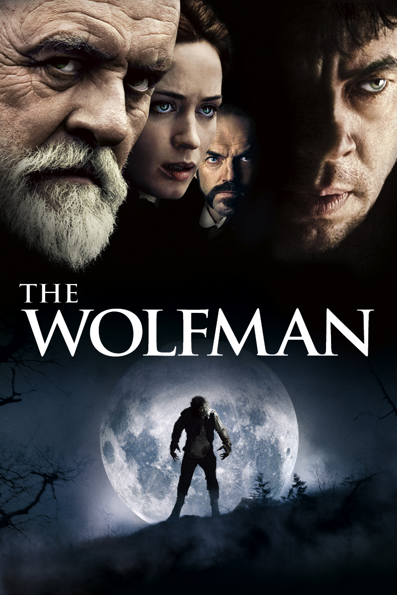 itunes movies the wolfman 2010