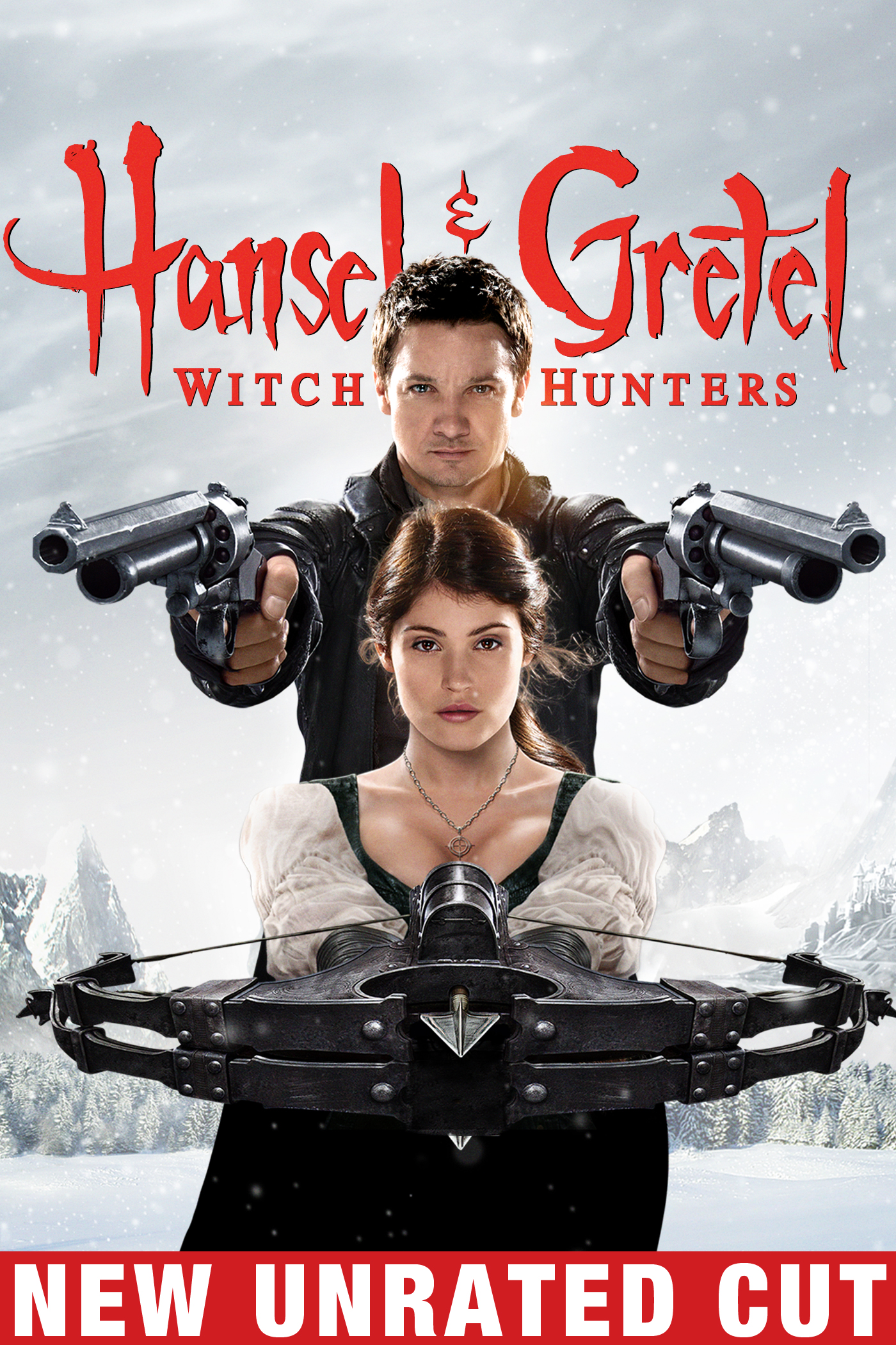 Hansel & Gretel: Witch Hunters (Unrated) (2013) [iTunes Movie HD + Extras]