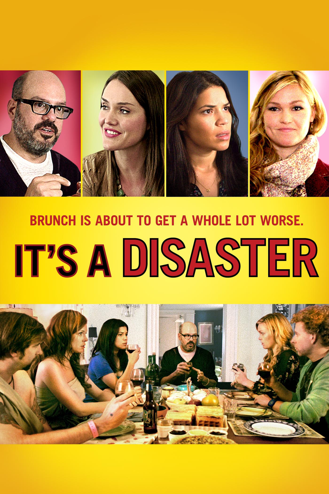 ეს არის კატასტროფა (ქართულად)  - It's a Disaster / Это катастрофа (2012)