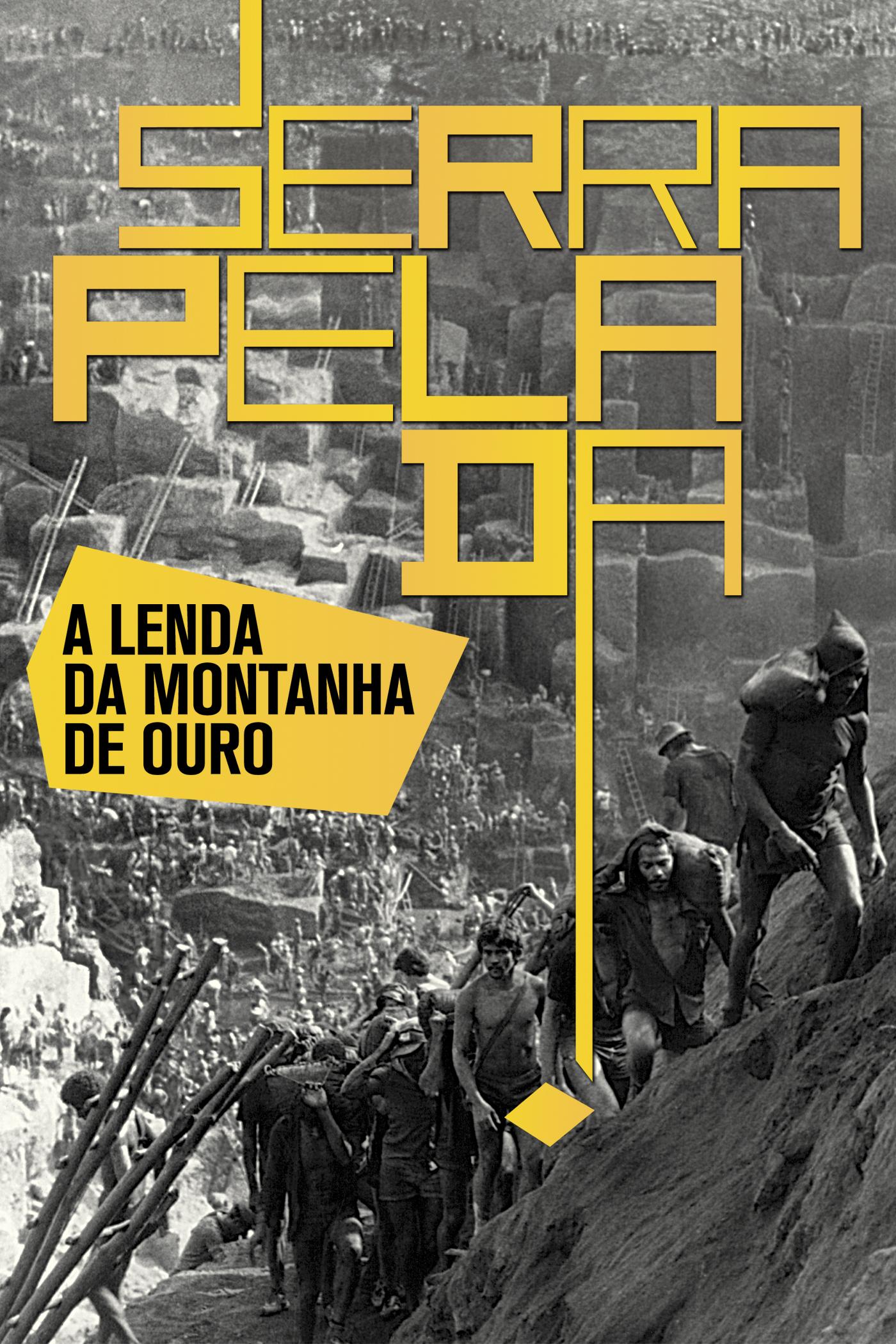 Serra Pelada: A Lenda da Montanha de Ouro WEBRip RMVB Nacional