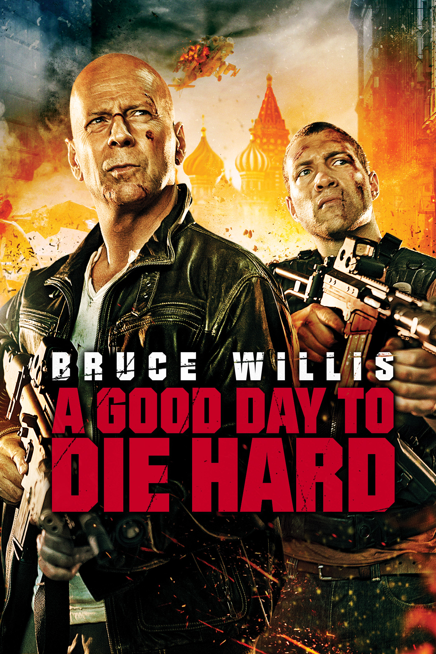 A Good Day to Die Hard (2013) [iTunes Movie HD + Extras]