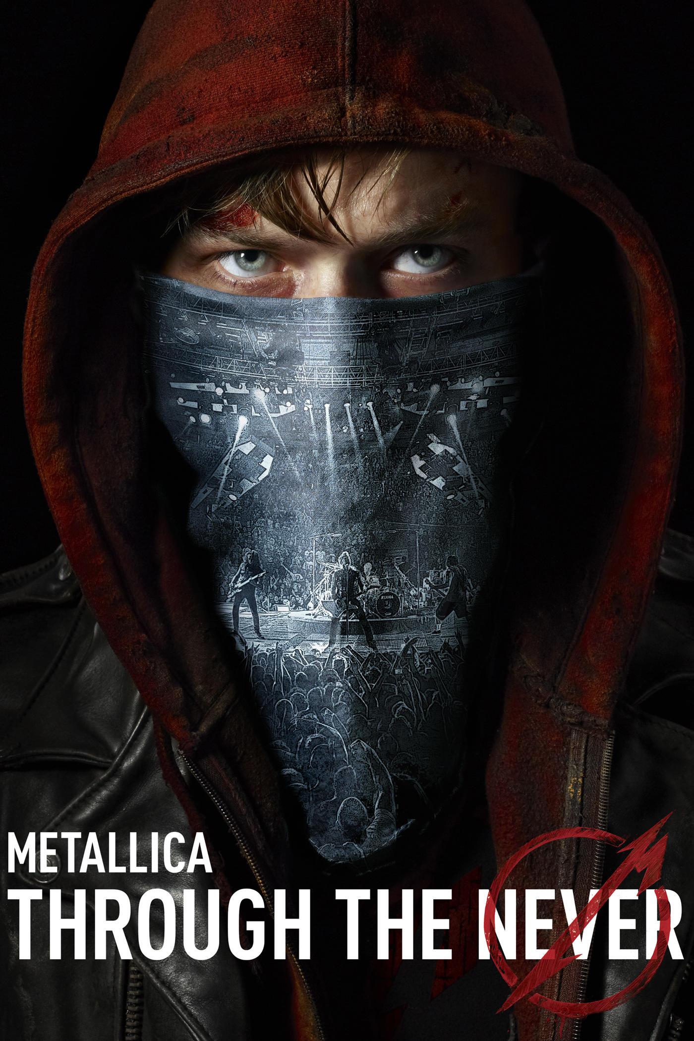 Metallica Through The Never [iTunes Movie Full HD]
