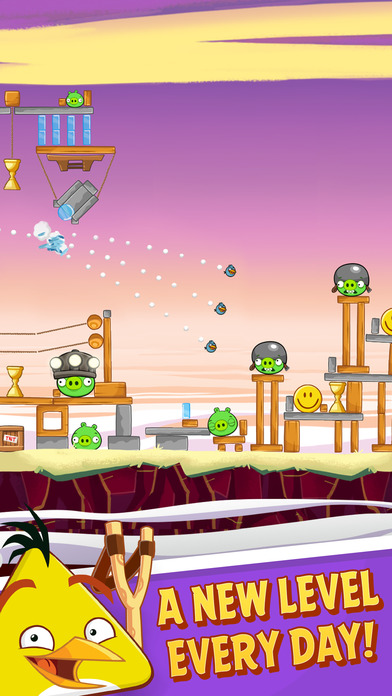 Angry Birds-Backers Must Fire Every Six