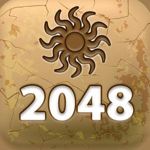 2048 Aztec Rune Stones Mini Puzzles