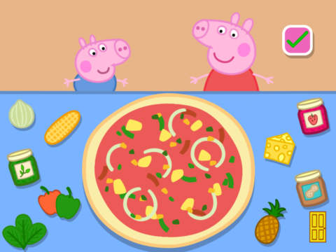 Peppa Pig's Holiday screenshot #4