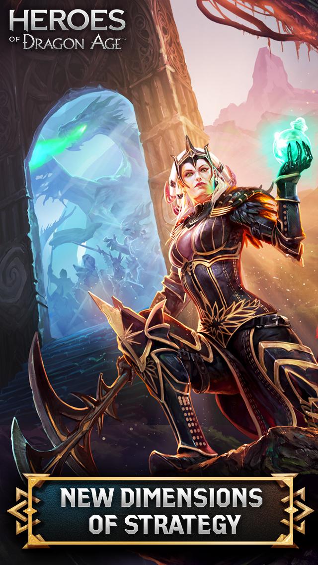 Heroes of Dragon Age screenshot #1