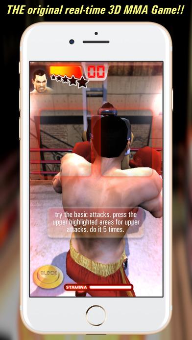 Screenshot Iron Fist Boxing