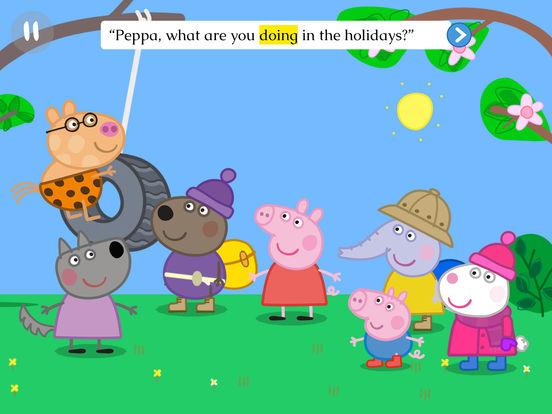 Peppa Pig Around the World (iPad) reviews at iPad Quality Index