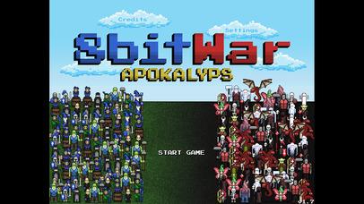 Screenshot 8bitWar: Apokalyps