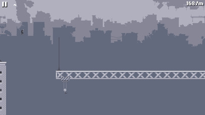 Screenshot Canabalt