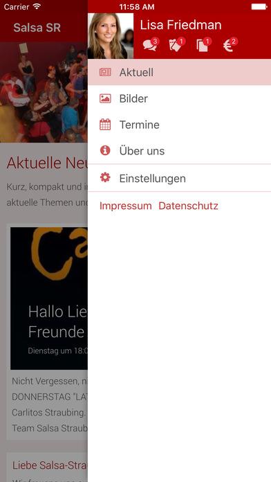 SALSA Straubing screenshot 2