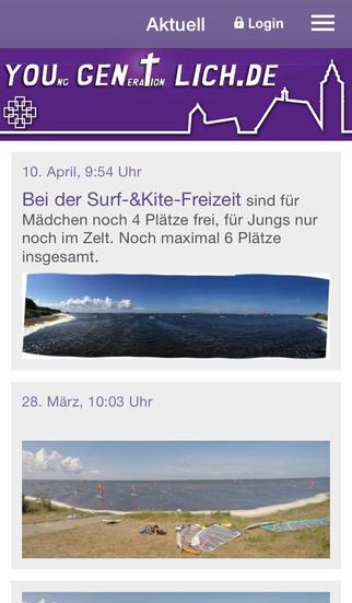 Yougentlich screenshot 1