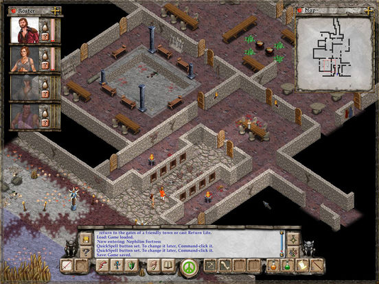 Screenshot Avernum: Escape From the Pit HD