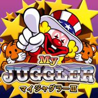 マイジャグラーⅢのアプリアイコン(大)