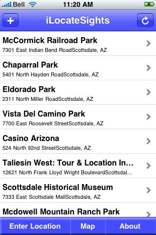Scottsdale, Arizona Sights screenshot #2
