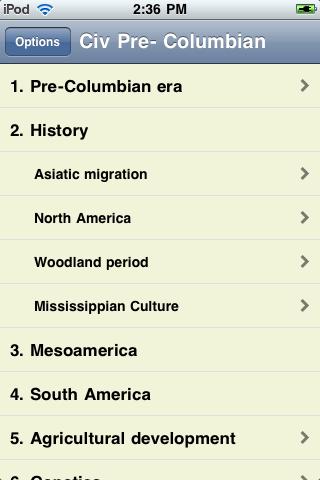 Pre-Columbian Civilization screenshot #3