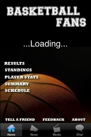 Basketball Fans - New Orleans screenshot #1