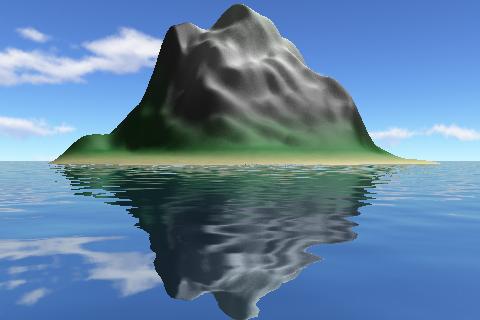 Touch Island screenshot #1